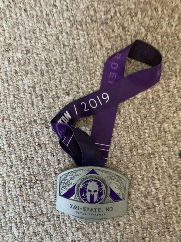 Spartan Race Medal Ultra Finisher