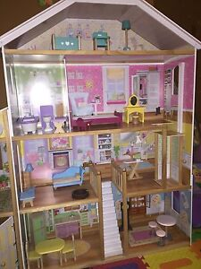 Just Like Home Doll House