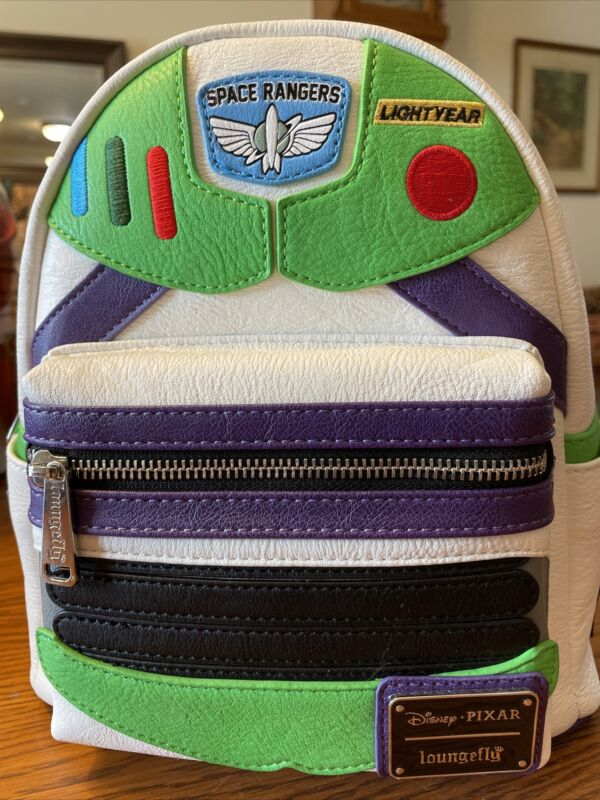 "Disney Loungefly ""Buzz Lightyear"" Backpack"