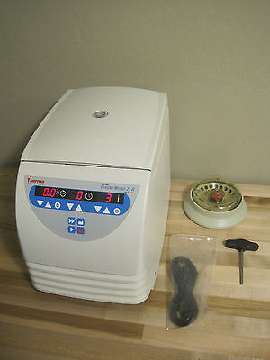 Thermo Fisher Scientific Sorvall Legend 17r Refrigerated Centrifuge Warranty