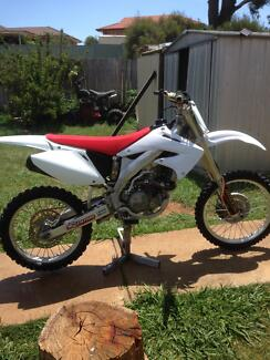 Honda Crf 450 03