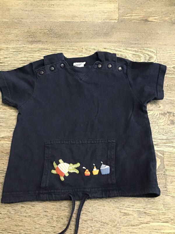 Baby Mini Catimini Boys T-shirt Size 6 Months