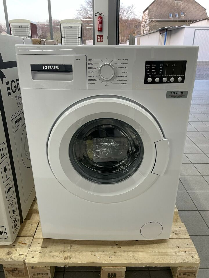 ⚠️ Waschmaschine Kühlschrank Backofen Geschirrspüler Herdset ⚠️ in Voerde (Niederrhein)