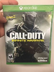 Call of Duty Infinite Warfare PS4 & Xbox 1