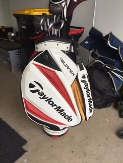 Taylor made golf clubs and bag Melton Melton Area Preview