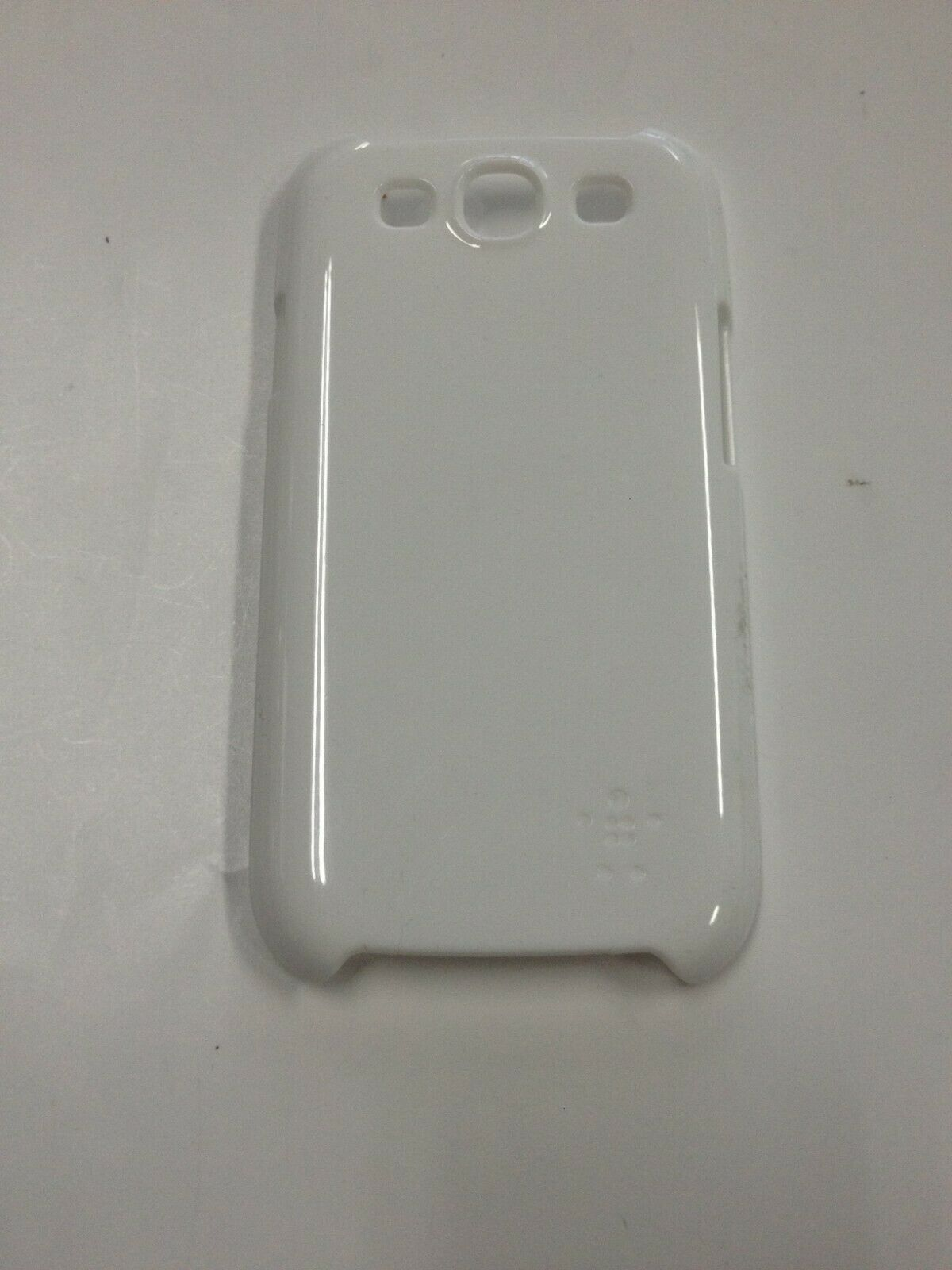 Belkin  SnapShield for Samsung Galaxy S III White / Whiteout -F8M402cwC03-