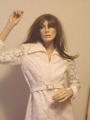 Vintage Full Size Female Mannequin High Quality Hindsgaul.
