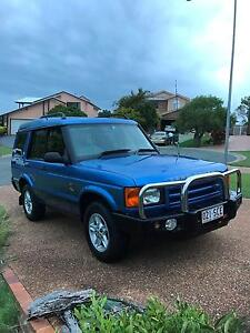 2002 Land Rover Discovery Wagon Yatala Gold Coast North Preview