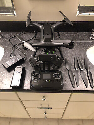 3DR Solo Quadcopter Smart Drone BUNDLE with Extra Battery and Go Pro Gimbal