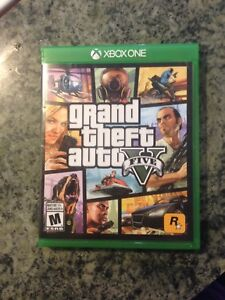 Gta V for Xbox one brand new perfect condition