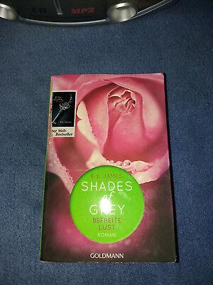shades of grey befreite lust von E L James gebraucht kaufen  Bellers