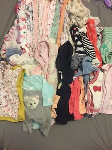 Newborn - 9 months clothing lot