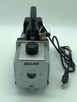 Single Stage Vacuum Pump- Vp 160 6cfm- 12 Hp 110v-5060hz