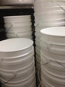 Buckets 20L $3.50 West Hoxton Liverpool Area Preview