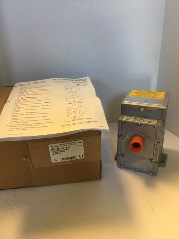 Invensys Electric Actuator MP-381-0-0-2