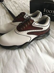FootJoy sync-g Golf Shoes Size 8 Wide US Hawthorn East Boroondara Area Preview