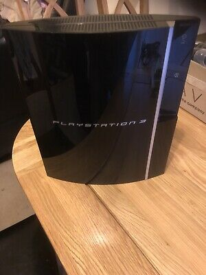 Sony Playstation 3 PS3 40GB Model (250GB upgrade) 3rd Gen CECHG03 (Console only)