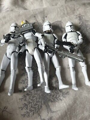 Star wars clone trooper Lot