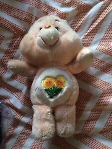 Vintage Friendship Bear Care Bear