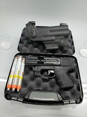 FIRESTORM JPX 4 SHOT COMPACT PEPPER GUN  WITH LEVEL 2 HOLSTER