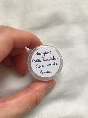 Hourglass Vanish Seamless Finish Foundation Stick Sample Shade Vanilla