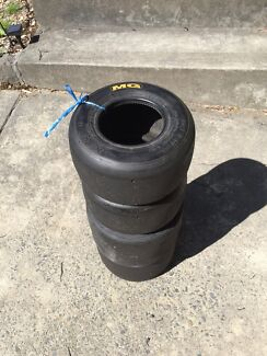 GO KART TYRES - MG YELLOW Montrose Yarra Ranges Preview