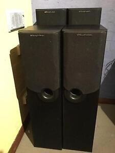 SURROUND SOUND SYSTEM Blackbutt Shellharbour Area Preview