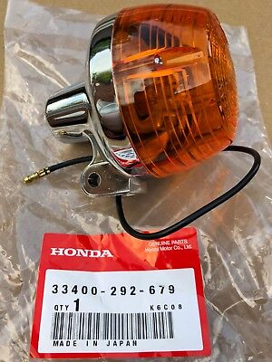 Genuine Honda Indicator Unit for Honda CB350 K4, CB400, CB500 K0-K1, CB50J tweedehands  verschepen naar Netherlands
