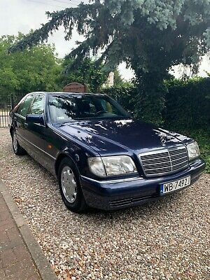 Mercedes W140 S320 117k km Perfect condition, fully serviced! 200 photos!!