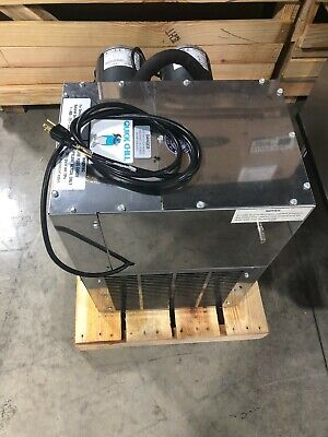 Used Perlick 4410qc-2 Quick Chill Glycol Beverage Beer Chiller Dual Pump
