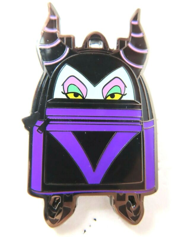 Disney Pin Loungefly - Backpack Mystery - Villains - Maleficent #139903