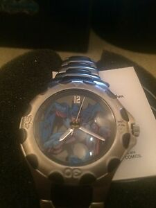 Batman Limited Edition Collection Fossil watch NEW