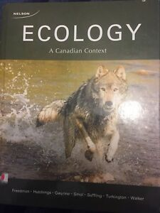 Ecology a Canadian context