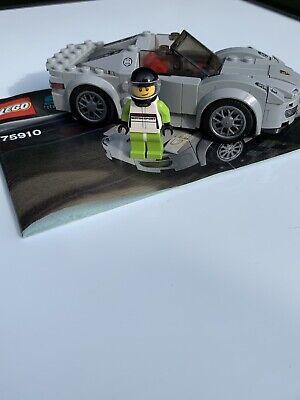 LEGO Speed Champions 75910 - PORSCHE 918 SPYDER - Brand New - Damaged Box