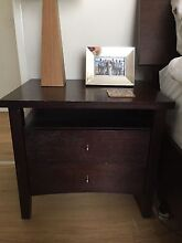 2 Bedside tables Coogee Eastern Suburbs Preview