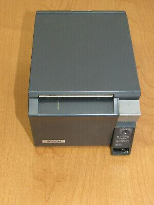 Epson Tm-t70 M225a Thermal Receipt Printer W Usb Power Plus Interface