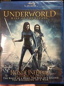 Underworld rise of the Lycans bluray (sealed)