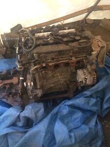 2.0l ford focus with 5 speed tranny
