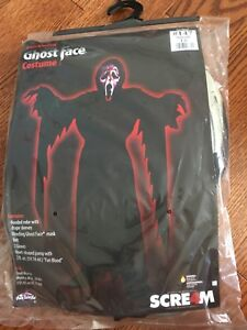 Halloween Costume-Child Bleeding Ghost Face