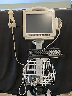 Bard Site Rite 6 Portable Ultrasound 9770066 Wprobe 9770001