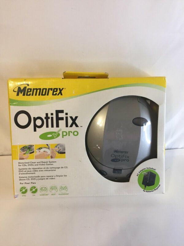 Memorex OptiFix Pro 08007 Clean/Repair Kit