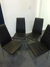 4 dining chairs Newstead Launceston Area Preview