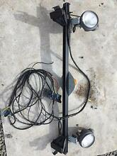 Rhino Rack with work lights and flash fit ranger or others Gloucester Gloucester Area Preview
