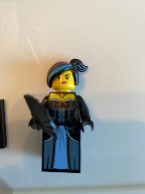 """LEGO MINIFIGURES MOVIE SERIES (71004) ~ """"WILD WEST WYLDSTYLE"""" Wildstyle Dress"""