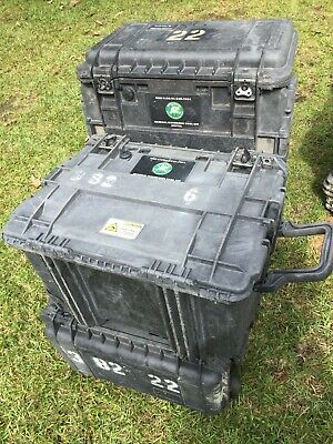 Pelican 0450 Case With All Drawers Foam Good Condition.. Free Shipping
