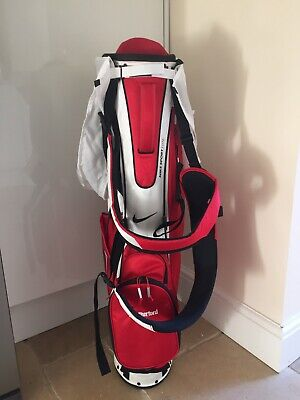 Nike Sport Lite Golf Carry Bag /w Stand / 5-Way Divider - Used in VGC