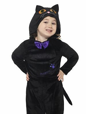 Girls Cat Costume Kids Toddler Halloween Fancy Dress Outfit Animal Witch Story](Halloween History Animation)