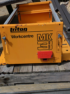 Triton work bench Canberra City North Canberra Preview