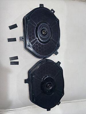 2011 Ford Mustang GT 500 4ohm 50W Door Speaker Pair USED OEM Qty.2
