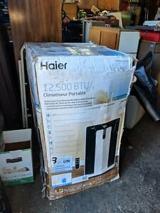 Portable air conditioner 12500 btu (New)
